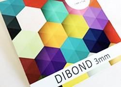 Dibond (aluminiu compozit)